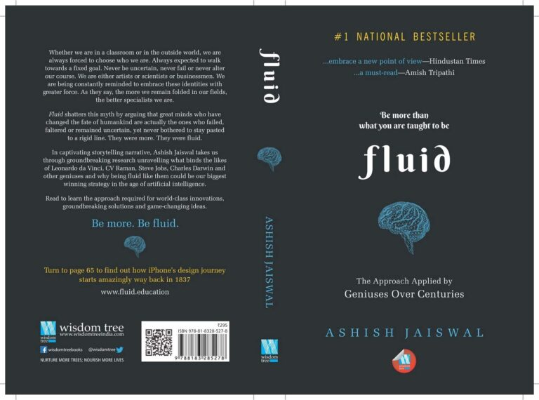 Fluid – The Approach Applied by Geniuses Over Centuries   Ashish Jaiswal